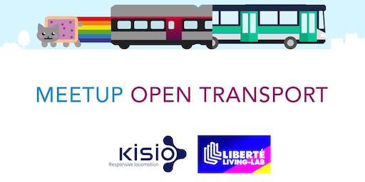 Meetup Open transport Paris
