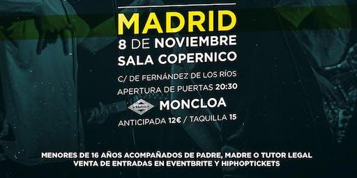 J Dose & Alber Stewar + BAND en Madrid