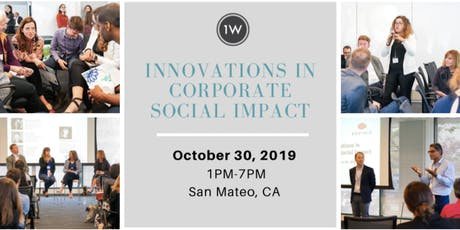 Innovations in Corporate Social Impact tickets