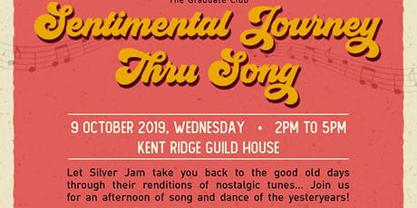 NUSS ALL Afternoon Sing A Long - Sentimental Journey Thru Song tickets