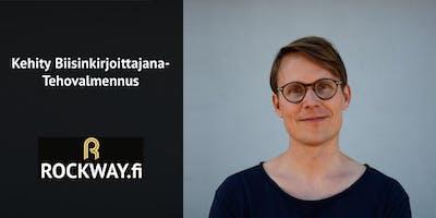 Kehity Biisinkirjoittajana -Tehovalmennus 24.11.2019