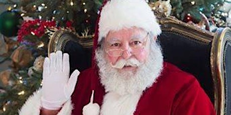 2019 Photos with Santa (by Heidi Bowers) - Select 1/2 Hour Slot: 9am-5pm tickets