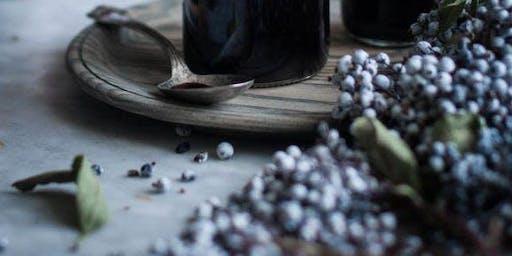 Elderberry Syrup Make& Take