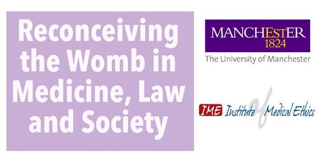 Reconceiving the Womb in Medicine, Law and Society tickets