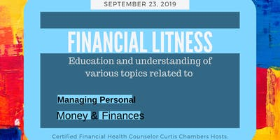 Financial Litness- Finding a Healthy Means to Achieve Financial Stability
