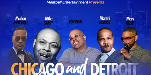 Chicago & Detroit Comedy Colabboration