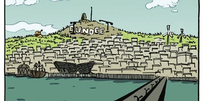 DUNDEE REMIX COMIC WORKSHOP