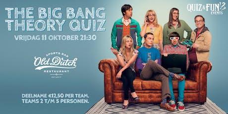 De Big Bang Theory Quiz | Breda tickets