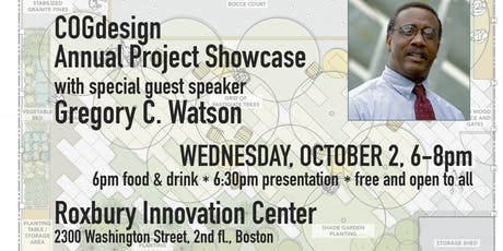 COGdesign Project Showcase tickets