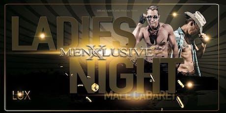 Ladies Night Melbourne - Menxclusive 15 FEB tickets