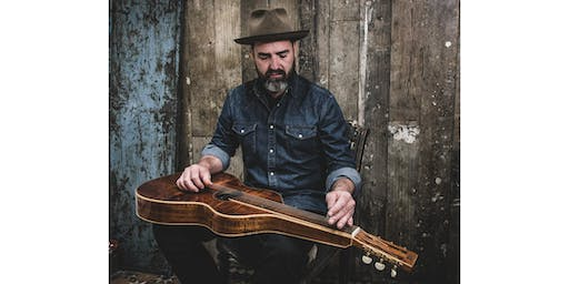 Martin Harley at The Enler Delta Blues Club