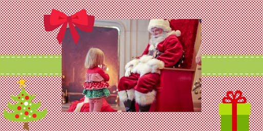 Creative Tots Annual Lunch with Santa Event 2019