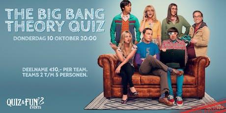 De Big Bang Theory Quiz | Den Bosch tickets