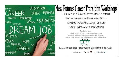 New Futures Career Transition Workshop