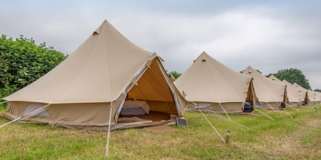 Luxury Glamping at Back to the 80s and 90s Festival 2021 tickets