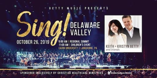 SING! Delaware Valley - Regional Summit & Children's Event