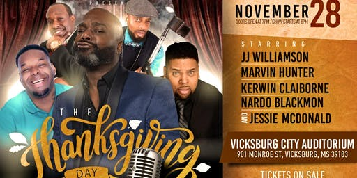 The Thanksgiving Day comedy show