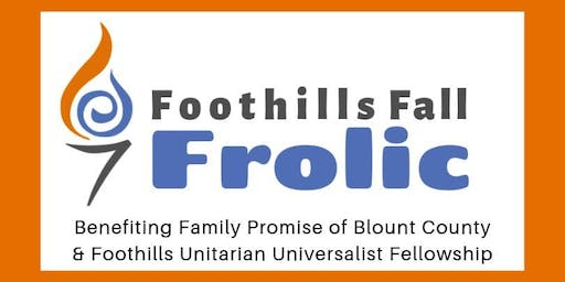 Foothills Fall Frolic