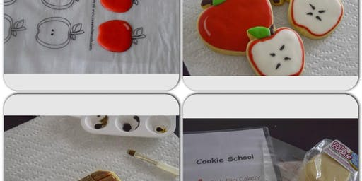 How about them apples: Cookies & Cocktails Level 2