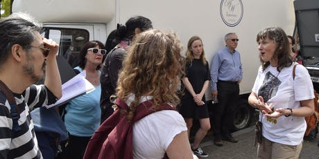 OPDC Open House Walking Tour: A Taste of Park Royal tickets