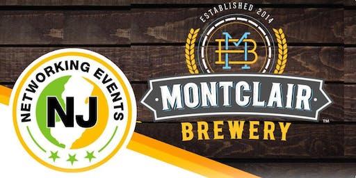 Oktoberfest Networking at Montclair Brewery
