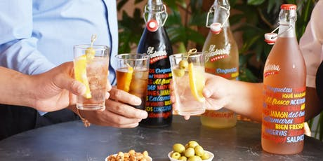 VERMOUTH FREE-POUR: Tasting session with El Bandarra at Brindisa Shoreditch tickets