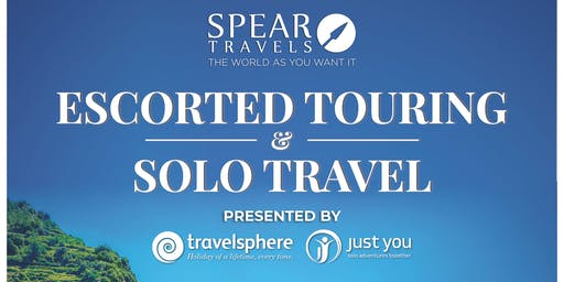 Escorted Touring & Solo Travel - Meet The Expert In-Store Event