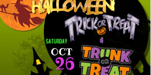 Kleiner Park Family Fun Halloween Trick and Trunk or Treat Bash