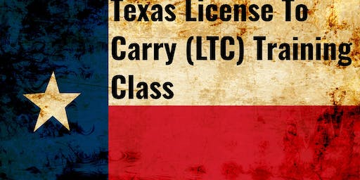 Texas License To Carry Training Class