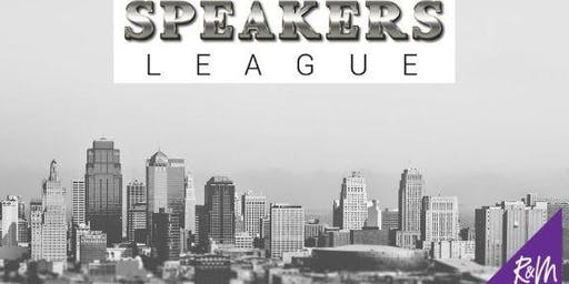 Calling all Speakers! or Want to increase your influence through Speaking?