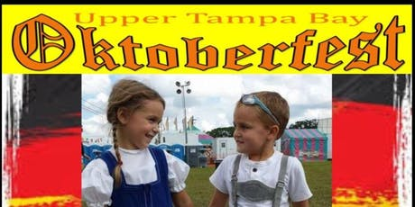 Upper Tampa Bay Oktoberfest tickets
