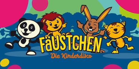 Fäustchen: Die Kinder-Disco bei Faust Tickets