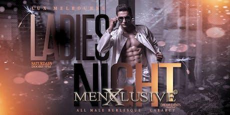 Ladies Night Melbourne - Menxclusive 14 MAR tickets