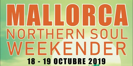 Mallorca Northern Soul  Tickets