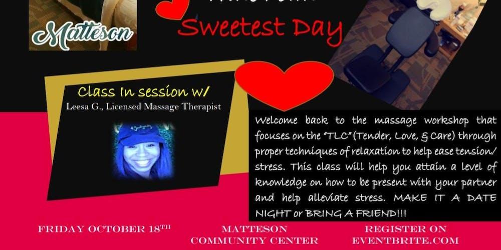 dating massage therapists