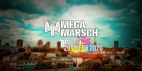 Megamarsch Berlin 2020 Tickets