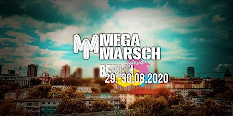 Megamarsch Berlin 2020 Tickets