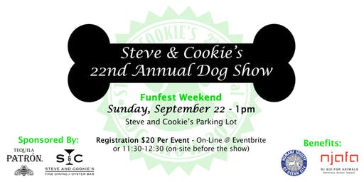 Steve & Cookie's Annual Dog Show