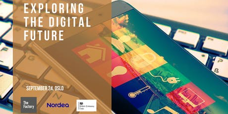 Exploring the Digital Future tickets
