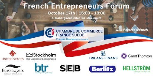 French Entrepreneurs Forum