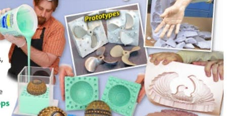 Mold Making and Casting for Prototypes, Costumes and More tickets