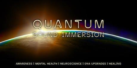 Quantum Sound Healing tickets