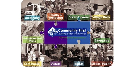 Community First AGM 2019 - What Does a Healthy Rural Community Look Like?   tickets