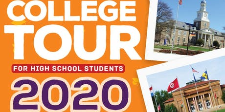 BCC's First Ivy League College  and HBCU Tours tickets