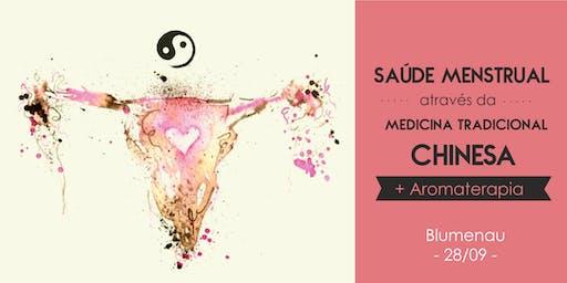 Saúde Menstrual através da Medicina Tradicional Chinesa + Aromaterapia | Blumenau