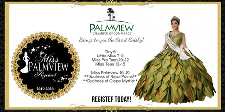 5th Annual Miss Palmview Pageant tickets