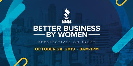 Better Business By Women 2019: Perspectives On Trust