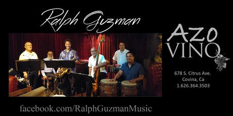 Ralph Guzman Latin Jazz tickets