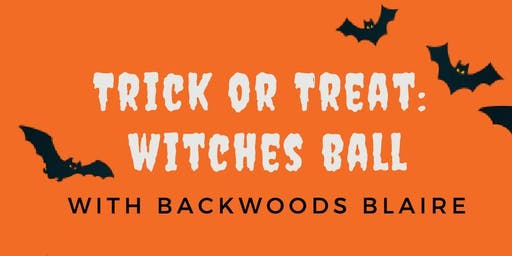 Trick or Treat: Witches Ball