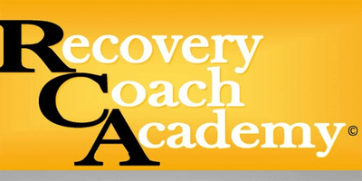 Recovery Coach Academy Training - CCHD